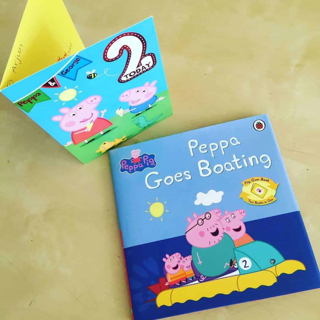 Our darling cleaner knows Arjy too well! peppapig peppaobsessed pbloggershellip